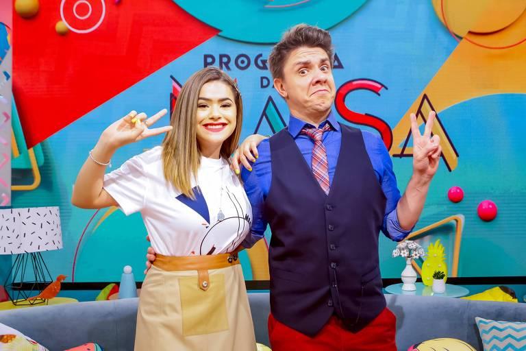 Maisa e Oscar Filho
