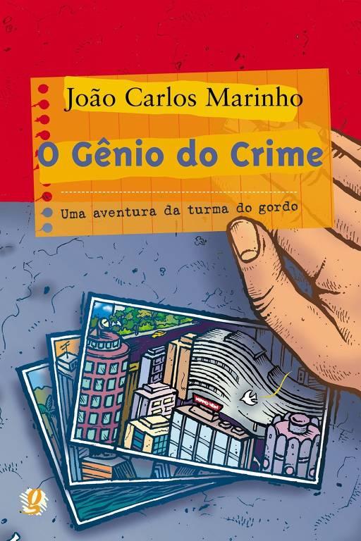5 livros de João Carlos Marinho
