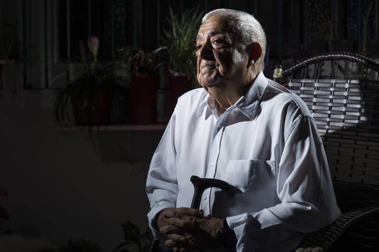 Pastor Cláudio Guerra, que foi delegado do Dops (Departamento de Ordem Político Social) do Espírito Santo