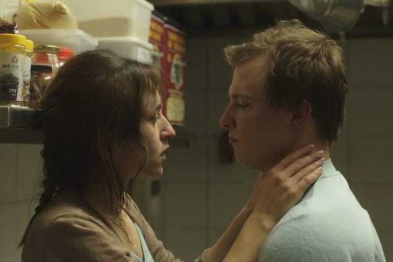 Cena do filme 'O Confeiteiro', coprodução entre Israel e Alemanha