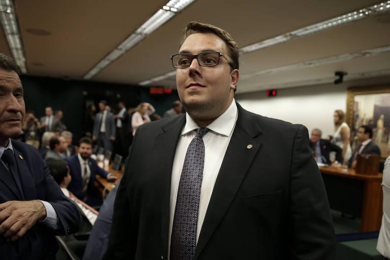 Deputado Felipe Francischini, presidente CCJ (Comissão de Constituição e Justiça)
