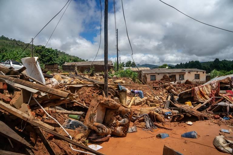 Ciclone Idai deixa centenas de vítimas em Moçambique e no Zimbábue