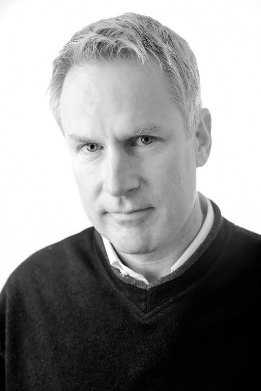 O fotojornalista John Moore