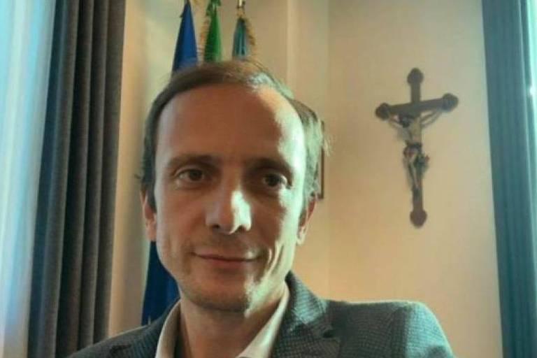 Massimiliano Fedriga era o principal porta-voz do movimento antivacinas na Itália