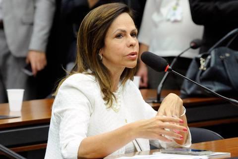 BRASILIA, DF, 10/10/2018 -  Reunião ordinária. Dep. Professora Dorinha Seabra Rezende (DEM - TO) . Credito: Luis Macedo/Camara dos Deputados