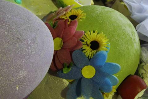 Durante o festival Chocofest personagens infantis, doces e decoração especial tomam as ruas da cidade; edição deste ano acontece em Nova Petrópolis (RS)