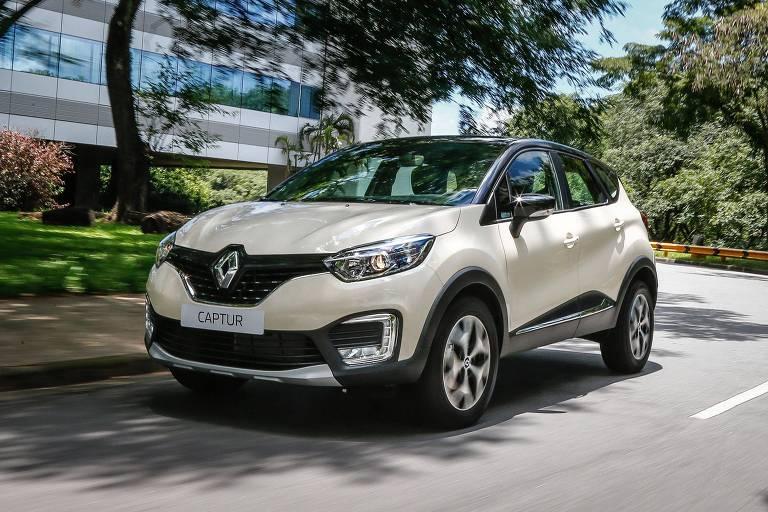 Renault Captur 1.6 CVT