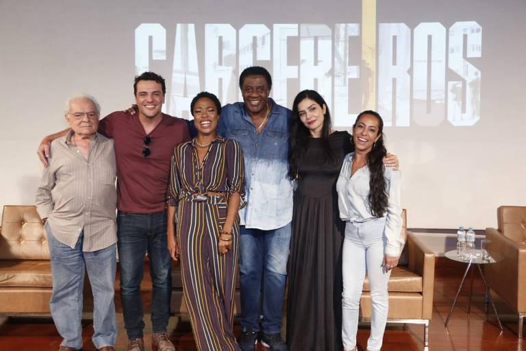 Carcereiros - 2º temporada (2019)