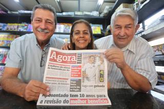 ANIVERSARIO DO AGORA