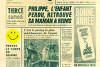 Edição de 1972 do jornal France Soir. Foi a primeira vez que a Smiley Face registrada foi usada no mundo. Criada pelo jornalista Franklin Loufrani, o desenho serviu para identificar matérias positivas no periódico