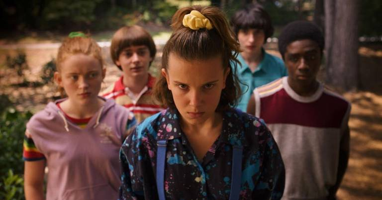 3ª temporada de 'Stranger Things'