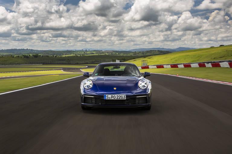 Porsche 911 chega à oitava geração