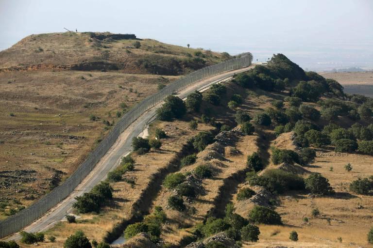 Brasil apoia Israel sobre as Colinas Golã na ONU
