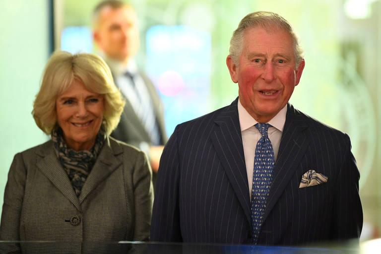 Príncipe Charles e a mulher, Camilla