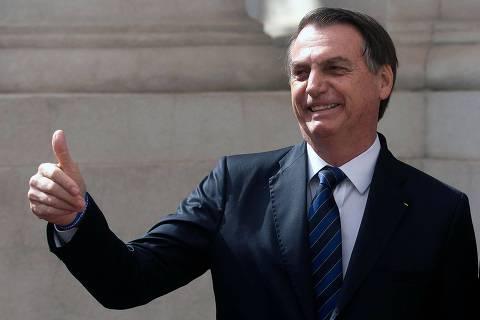 Bolsonaro diz que atritos existem porque alguns não querem largar a velha política