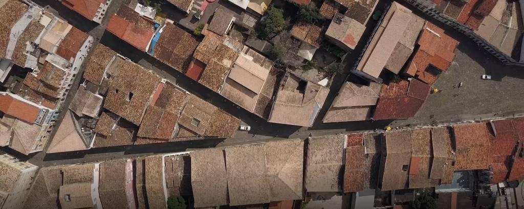 Imagem da série documental A Cidade no Brasil, da SescTV