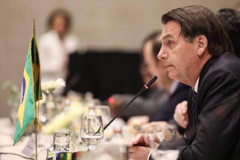 Investidores da Bolsa pisam no freio após embate entre Bolsonaro e Maia