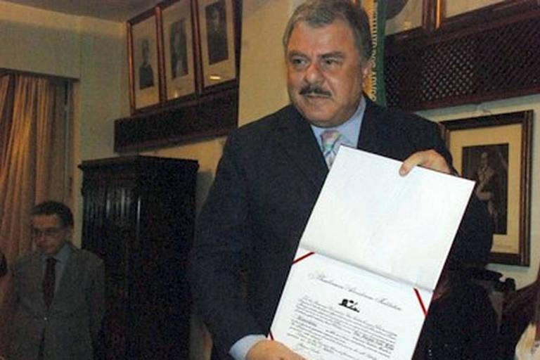 O juiz Antonio Ivan Athié, do Tribunal Regional Federal da 2ª Região, autor da decisão que determinou a soltura de Temer