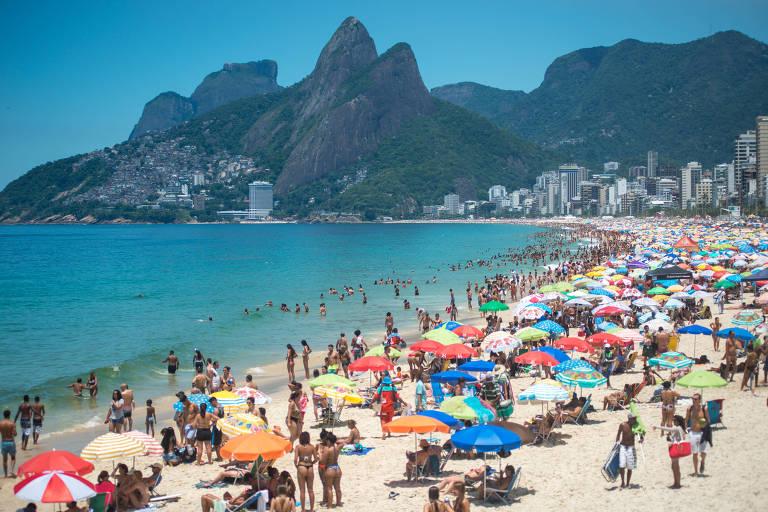 Governo do Rio poderá recorrer à PM para interditar praias por coronavírus