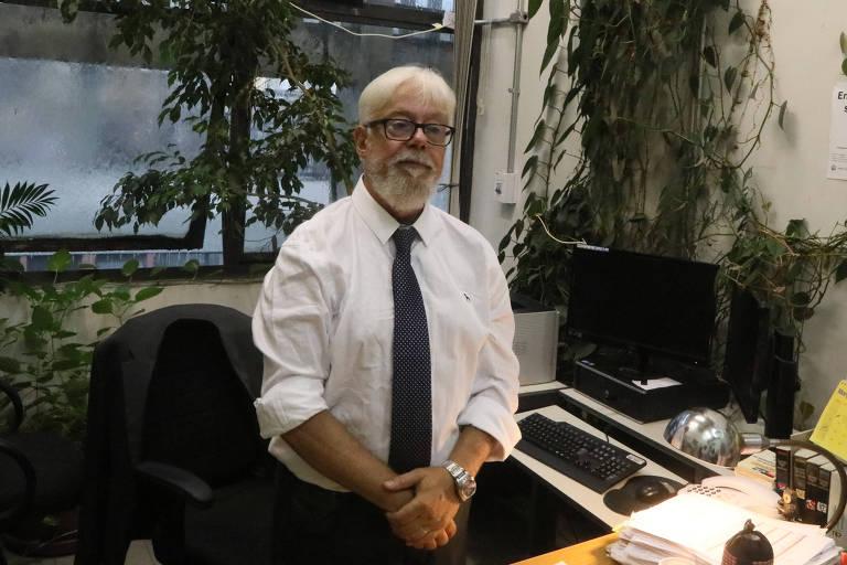 O promotor Maximiliano Fuher que facilita processos de paternidade em São Bernardo