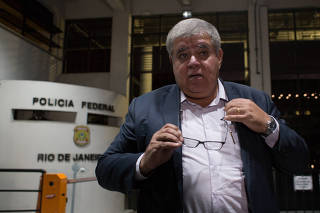 O ex-ministro, Carlos Marun