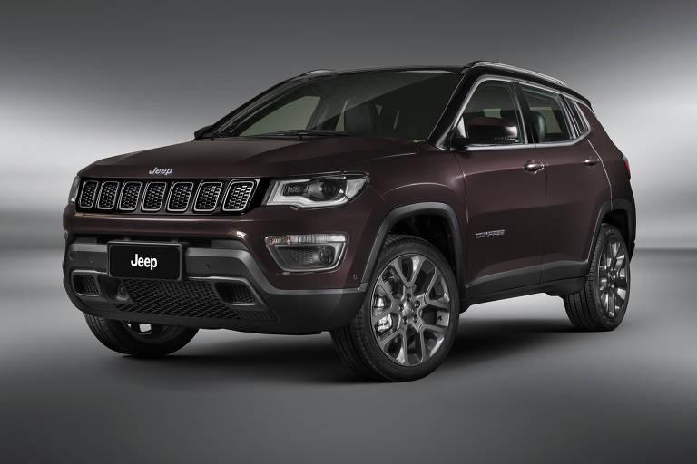 Jeep Compass ganha série S