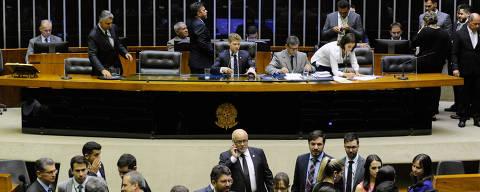 BRASILIA , 21.03.2019 , BRASIL ,Plenario da Camara ,  Credito  Luis Macedo / Câmara dos Deputados