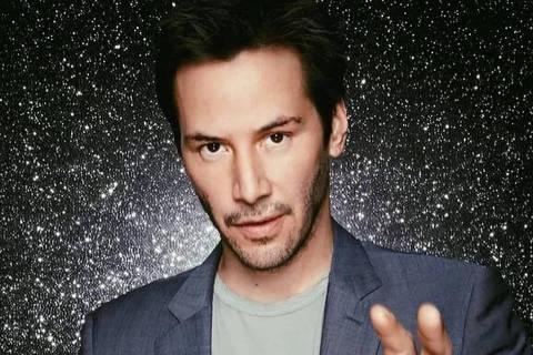 Keanu Reeves DIREITOS RESERVADOS. NÃO PUBLICAR SEM AUTORIZAÇÃO DO DETENTOR DOS DIREITOS AUTORAIS E DE IMAGEM