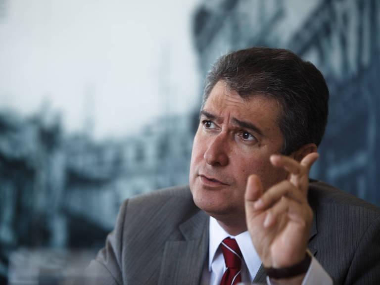 O secretário municipal de Governo Mauro Ricardo