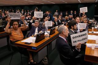 PREVIDENCIA / GUEDES / CCJ / CAMARA / GOVERNO BOLSONARO