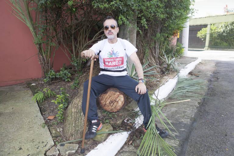 Maurício Tadeu Marques solicita a poda de árvore na zona norte