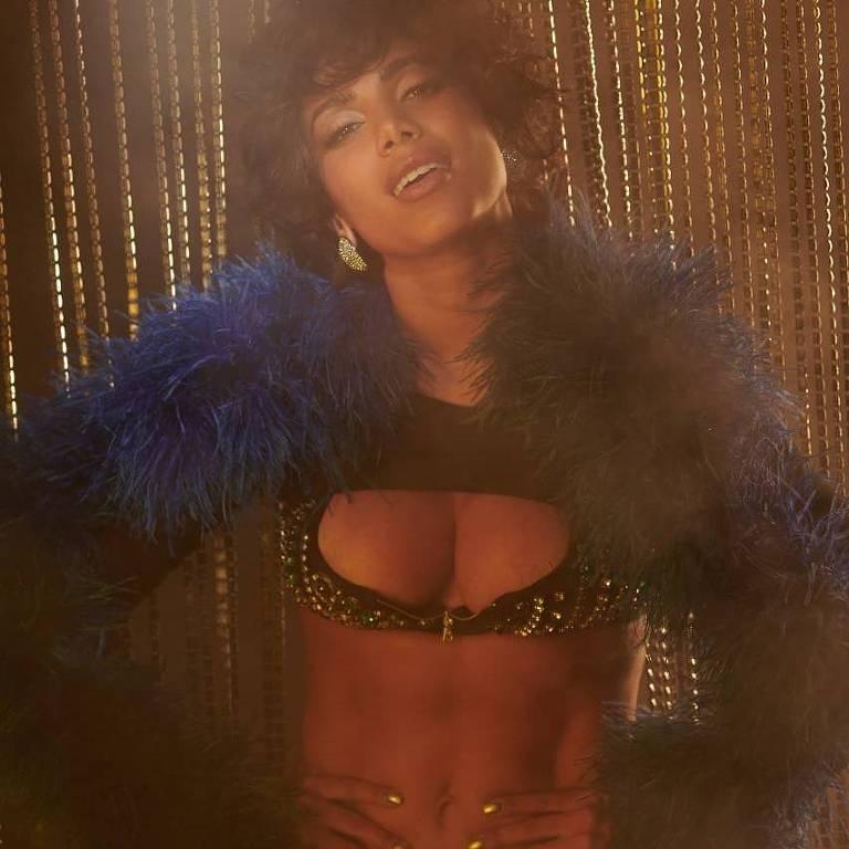 Anitta mostra dez faces que mostrará em novo álbum; imagem mostra a Juego