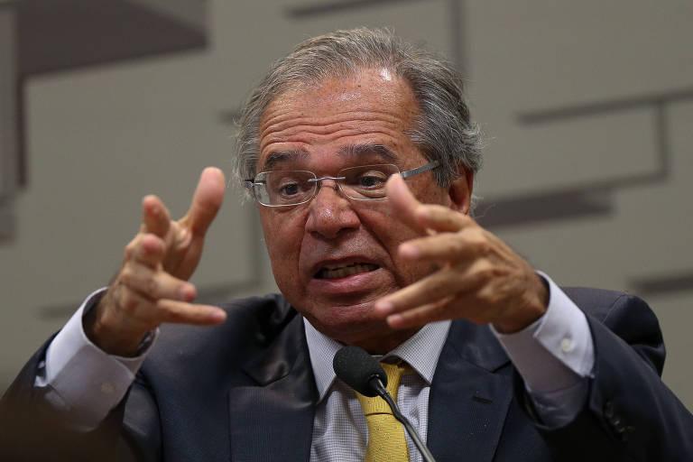 Paulo Guedes no Senado