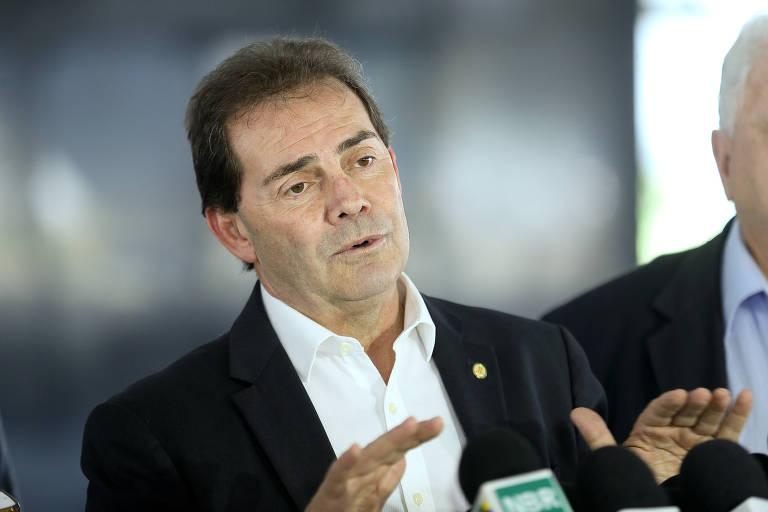 O deputado Paulo Pereira da Silva, o Paulinho da Força Sindical (SD-SP), autor do projeto
