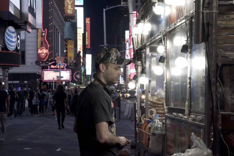 Documentário 'Soldado Estrangeiro'