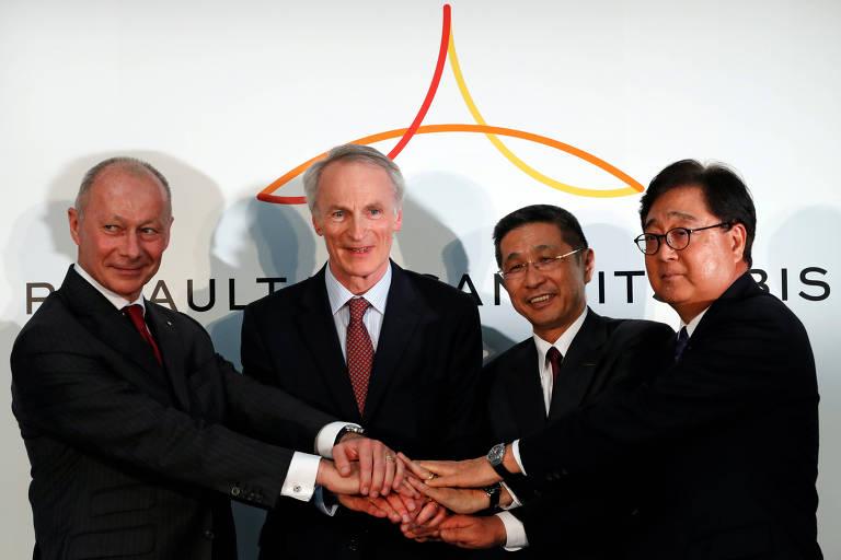 Após fusão com Nissan, Renault cogita comprar Fiat Chrysler