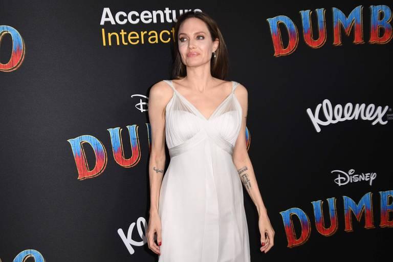 Angeline Jolie estaria em negociação para estar no elenco de novo filme da Marvel