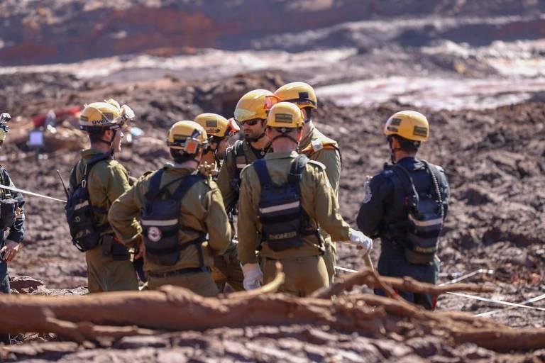 Tragédia em Brumadinho, missão israelense