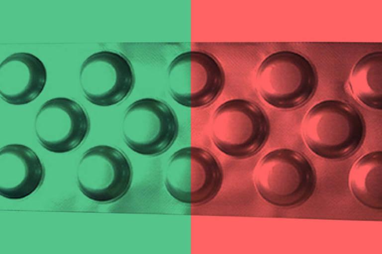Imagem de cartela de Cytotec (misoprostol), remédio usado para abortos