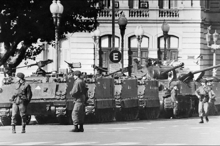 Os golpes militares na América do Sul