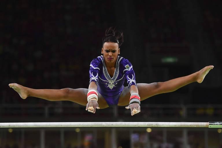 Mundo olímpico: O sonho da ginástica 20 anos depois