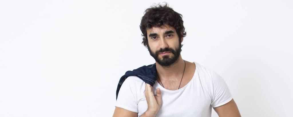 O ator Gabriel Godoy