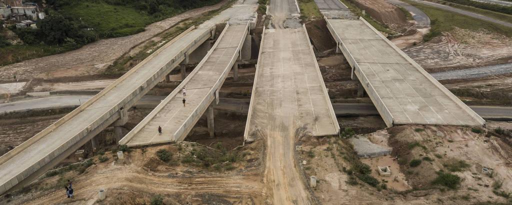 Doria vai inspecionar qualidade das obras já feitas do Rodoanel; trecho sobre a rodovia Fernão Dias