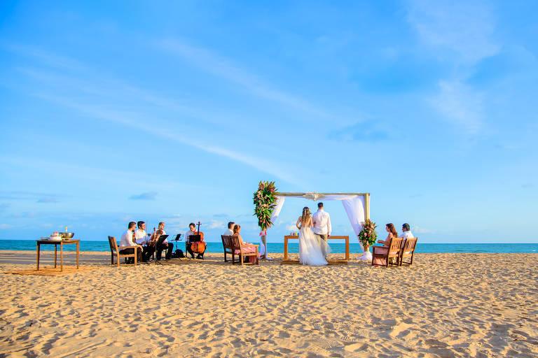 Destinos com belos cenários para casar e passar a lua de mel longe de casa