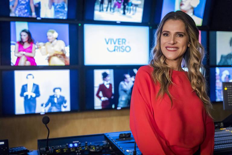 Ingrid Guimarães traz para a Globo uma temporada de 'Viver do Riso'