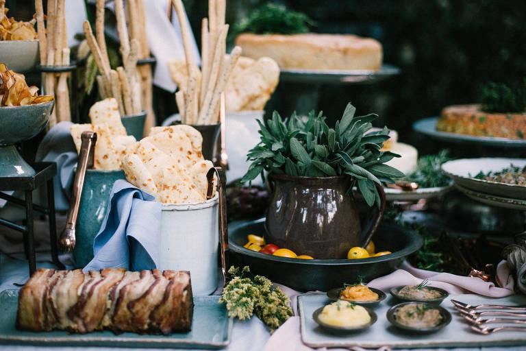 Tendências gastronômicas para casamentos