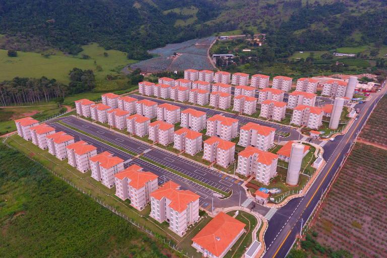 Recuperação do mercado imobiliário