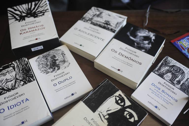 Paulo Bezerra, tradutor de Dostoiévski