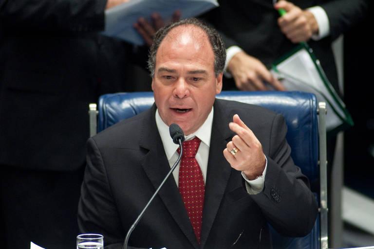 Fernando Bezerra Coelho, líder do governo no Senado