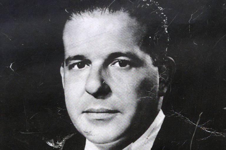 O ex-presidente da República João Goulart, em foto de álbum de família. Ele foi deposto pelo golpe de 1964, que deu início à ditadura militar no Brasil